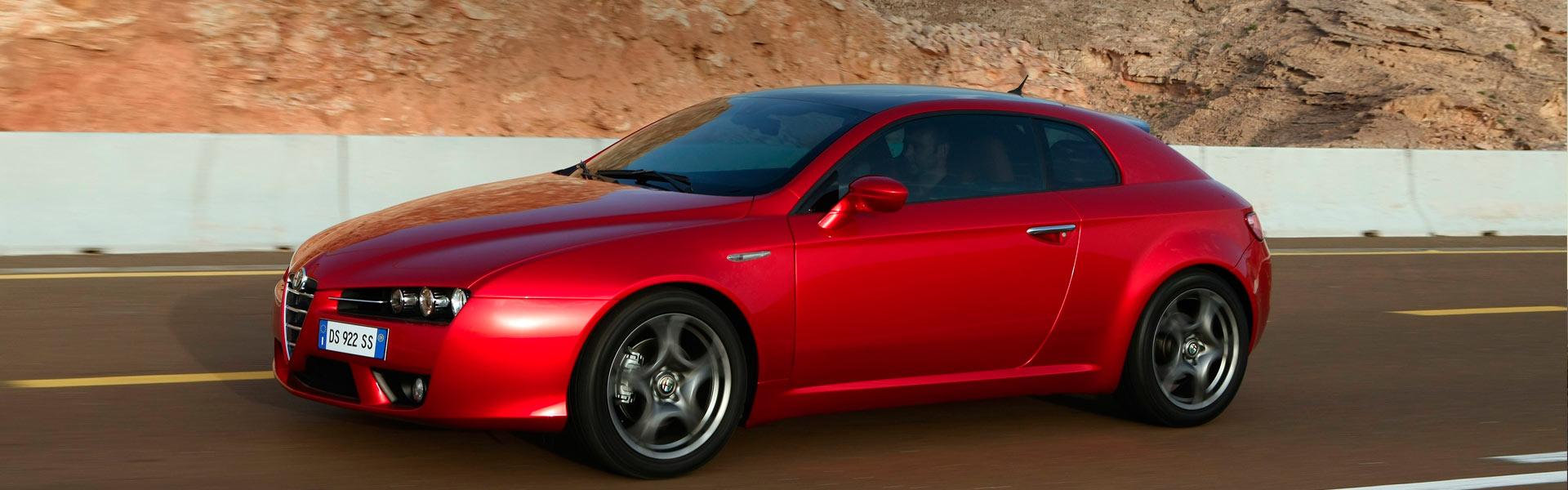 Сервис Alfa Romeo Brera