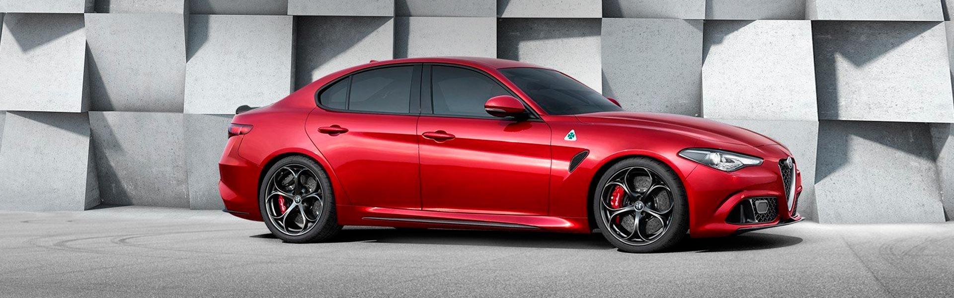 Сервис Alfa Romeo Giulia